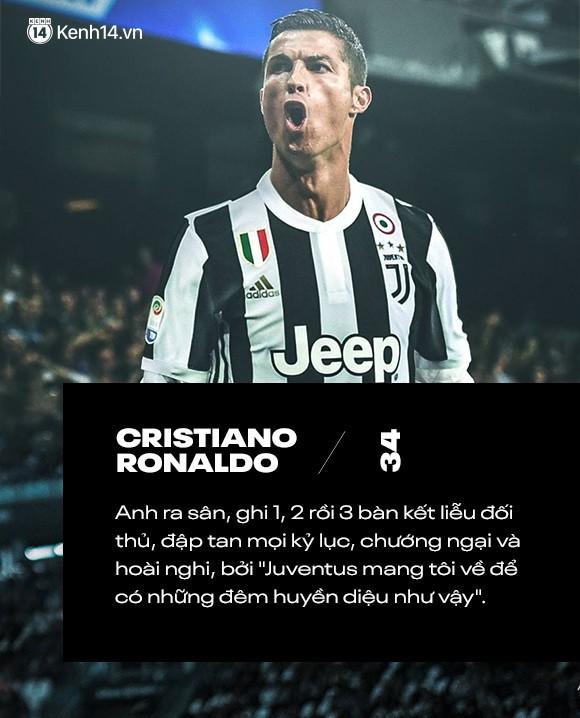 Cristiano Ronaldo: Tuổi 34, sao anh còn khát khao nhiều đến vậy? - Ảnh 4.