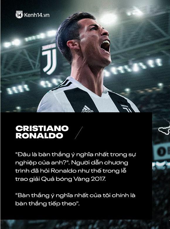 Cristiano Ronaldo: Tuổi 34, sao anh còn khát khao nhiều đến vậy? - Ảnh 6.