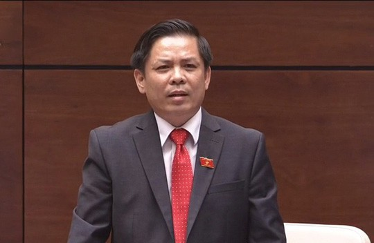 Cục CSGT lên tiếng sau phát ngôn gây bão của Bộ trưởng Nguyễn Văn Thể - Ảnh 1.