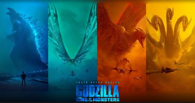 Chúa Tể Godzilla: Khi quái vật thức tỉnh, chính là thời khắc tận diệt của con người đến - Ảnh 1.