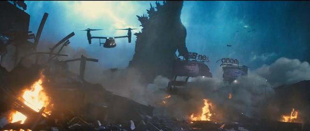 Chúa Tể Godzilla: Khi quái vật thức tỉnh, chính là thời khắc tận diệt của con người đến - Ảnh 5.