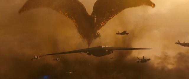 Chúa Tể Godzilla: Khi quái vật thức tỉnh, chính là thời khắc tận diệt của con người đến - Ảnh 6.