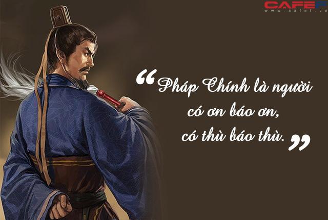 Không phải Gia Cát Lượng, đây mới chính là đệ nhất quân sư của Lưu Bị khiến Tào Tháo khiếp sợ, Tư Mã Ý cũng chẳng dám đụng độ - Ảnh 1.