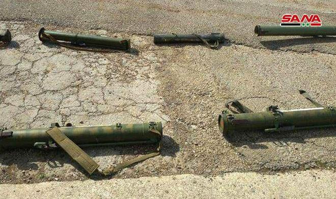 Syria: Bí mật bên trong kho vũ khí khổng lồ của phiến quân ở Homs - Ảnh 2.