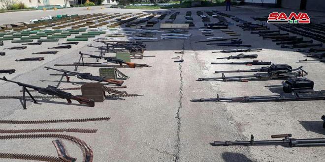 Syria: Bí mật bên trong kho vũ khí khổng lồ của phiến quân ở Homs - Ảnh 3.