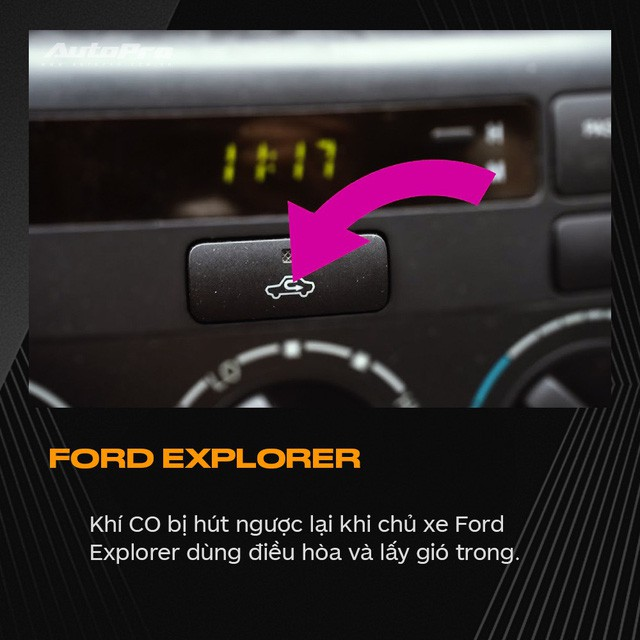 Tôi phát ốm vì Ford Explorer và câu chuyện đằng sau ít người biết đến - Ảnh 2.