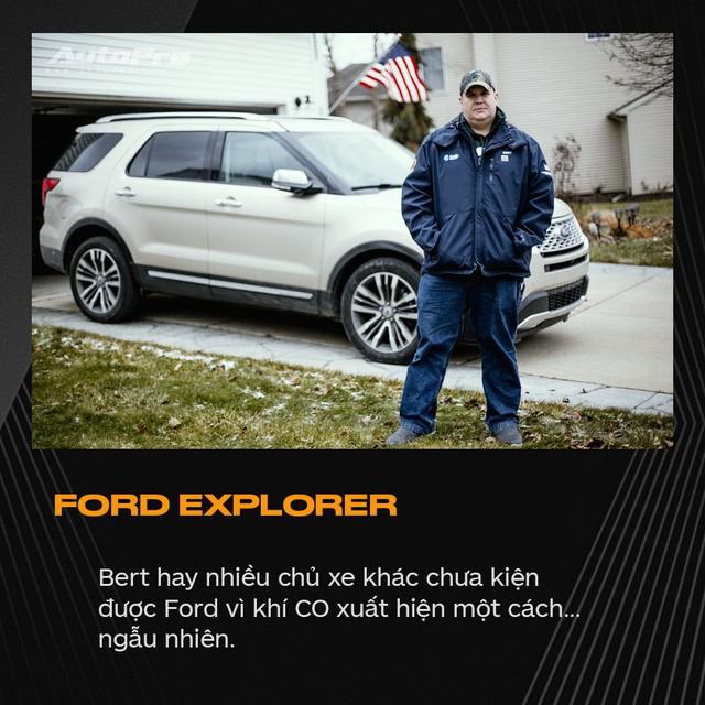 Tôi phát ốm vì Ford Explorer và câu chuyện đằng sau ít người biết đến - Ảnh 3.