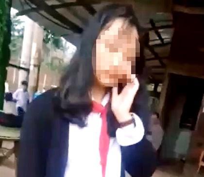Phẫn nộ trước cảnh học sinh lớp 8 bị đánh, tát hội đồng liên tiếp - Ảnh 3.