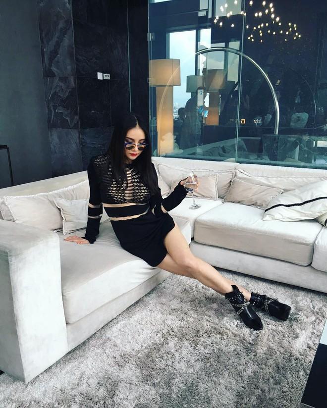 Ái nữ tỷ phú Singapore tiết lộ cuộc điện thoại bất ngờ và những gì xảy ra vào đêm định mệnh tại club của Seungri - Ảnh 6.