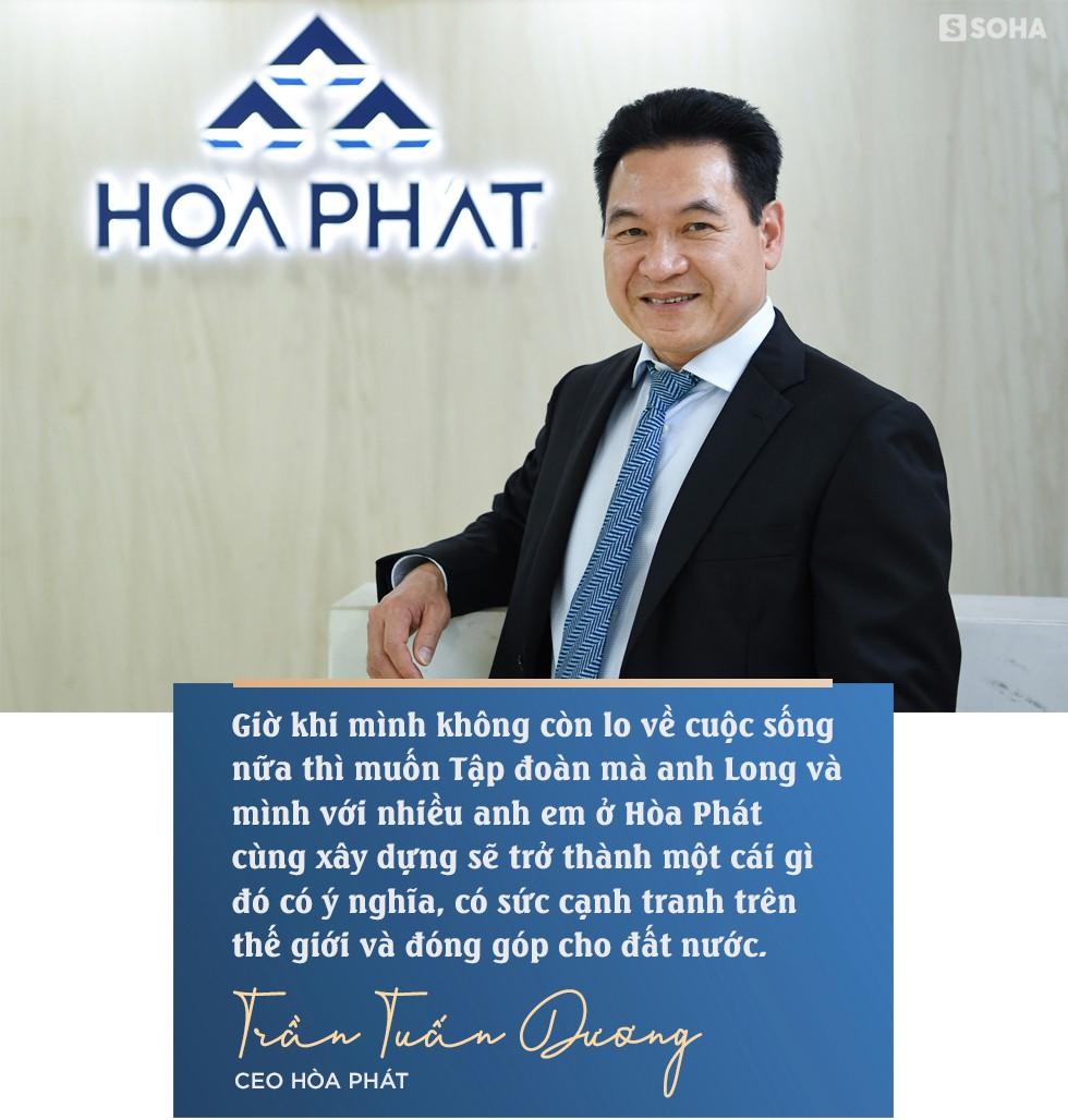 CEO Hòa Phát: Mỗi ngày, chúng tôi lãi 1 triệu USD - Ảnh 13.
