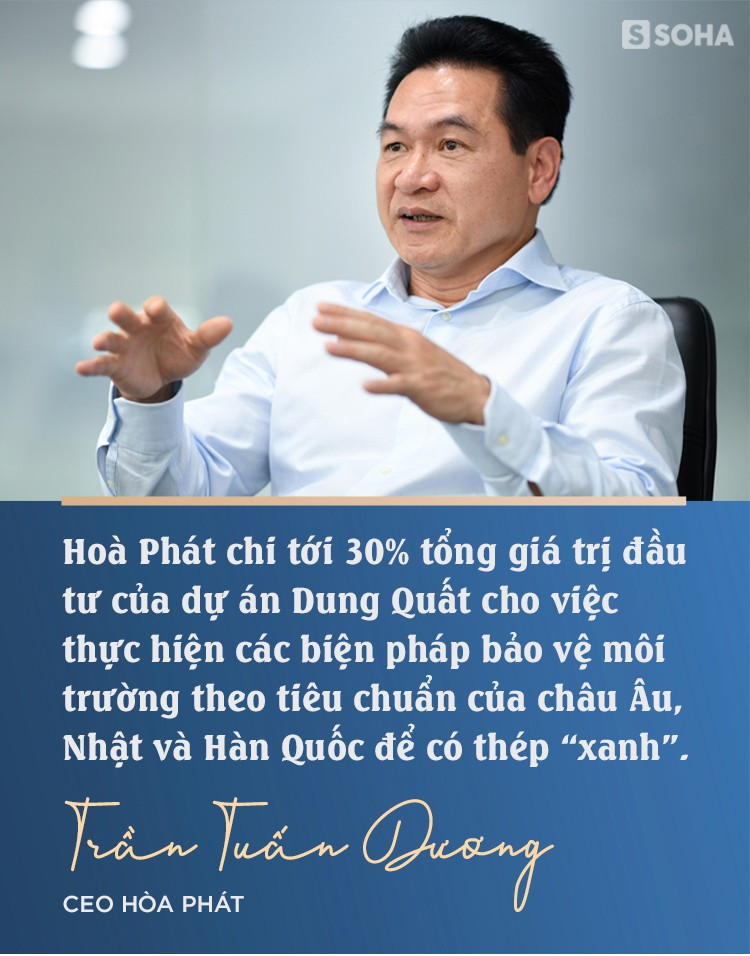 CEO Hòa Phát: Mỗi ngày, chúng tôi lãi 1 triệu USD - Ảnh 7.