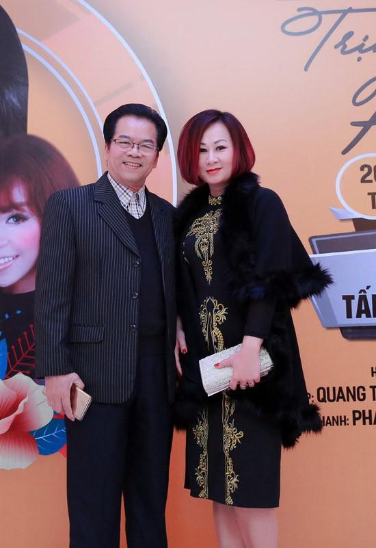 NSND Trần Nhượng chia tay vợ kém 23 tuổi - Ảnh 1.