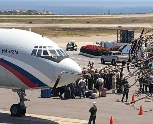 Nước cờ nhỏ, tác dụng lớn: Nga cao tay ngăn Mỹ tung đòn quyết định ở Venezuela chỉ với 100 quân nhân - Ảnh 2.