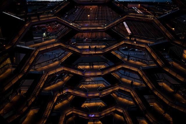 Choáng ngợp Thánh địa sống ảo độc lạ tại New York - Ảnh 8.