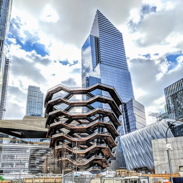 Choáng ngợp Thánh địa sống ảo độc lạ tại New York - Ảnh 9.