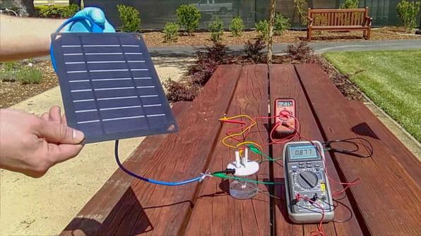 Phát hiện mới: Có thể tạo ra năng lượng hydro từ nước biển - Ảnh 2.
