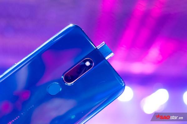 OPPO F11 Pro ra mắt tại Việt Nam: Camera selfie tàng hình độc đáo, camera sau 48 MP - Ảnh 2.