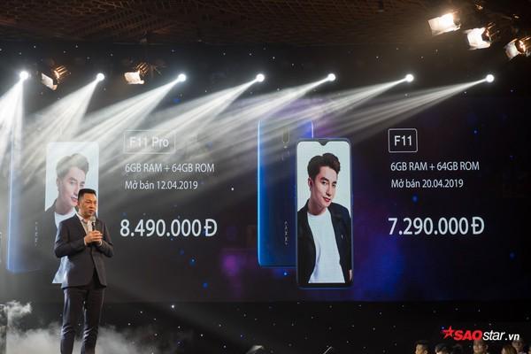 OPPO F11 Pro ra mắt tại Việt Nam: Camera selfie tàng hình độc đáo, camera sau 48 MP - Ảnh 7.