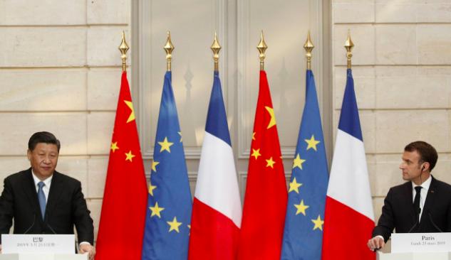 Mặc rượu champagne và nhân dân tệ, châu Âu một lòng vẫn là hòn đá tảng cản đường Trung Quốc? - Ảnh 2.