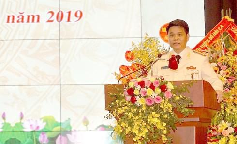 Gương mặt 5 Giám đốc Công an tỉnh vừa được bổ nhiệm trong tháng 3/2019 - Ảnh 4.