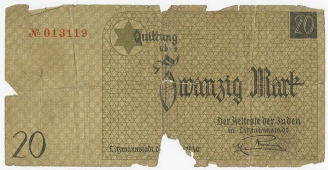 Bí mật đồng tiền lưu hành trong các trại tập trung của Phát xít Đức - Ảnh 2.