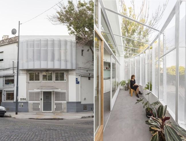Căn hộ 25m² mát về hè, ấm về đông và luôn rộng hơn diện tích thực bởi thiết kế nội thất thông minh - Ảnh 1.