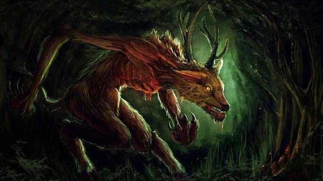 Từng xuất hiện trong tựa game đình đám Until Dawn, Wendigo thực sự là những sinh vật như thế nào? - Ảnh 2.