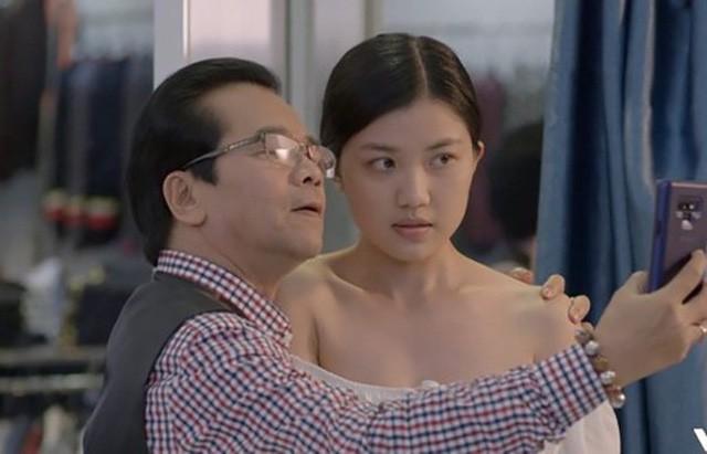 """NSND Trần Nhượng: Nói tôi và Lương Thanh diễn """"cảnh nóng"""" thì khá nặng nề - Ảnh 3."""