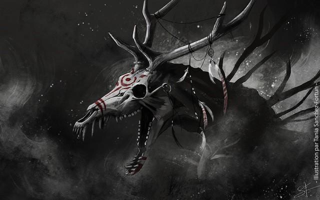 Từng xuất hiện trong tựa game đình đám Until Dawn, Wendigo thực sự là những sinh vật như thế nào? - Ảnh 3.