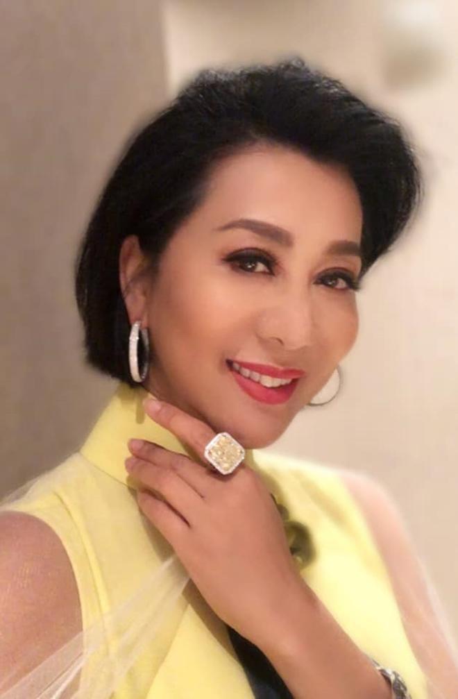 Nguyễn Cao Kỳ Duyên lên tiếng về chiếc nhẫn 41 tỷ, thông tin chia tay bạn trai 8 kém tuổi - Ảnh 3.