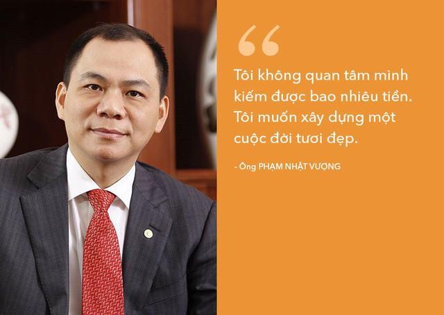 Những điểm tương đồng thú vị của 5 tỷ phú USD Việt Nam - Ảnh 2.