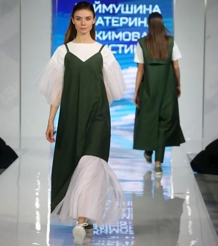 Ảnh: Thời trang quân sự Nga - hấp dẫn, sành điệu và khỏe khoắn - ảnh 12