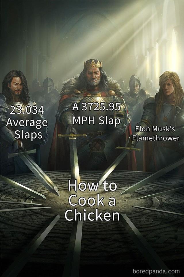Khám phá cách để nấu chín một con gà chỉ bằng một cú tát - Ảnh 4.