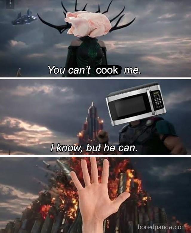 Khám phá cách để nấu chín một con gà chỉ bằng một cú tát - Ảnh 6.