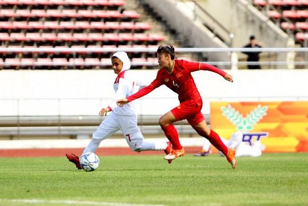 Thoát hiểm trước Iran, Việt Nam giành vé dự giải châu Á - Ảnh 1.