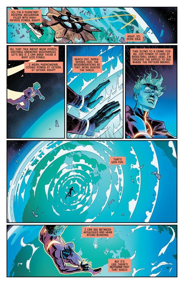 Captain Marvel, nữ siêu anh hùng có khả năng đánh bại Thanos thực sự mạnh như thế nào? (Phần 1) - Ảnh 5.