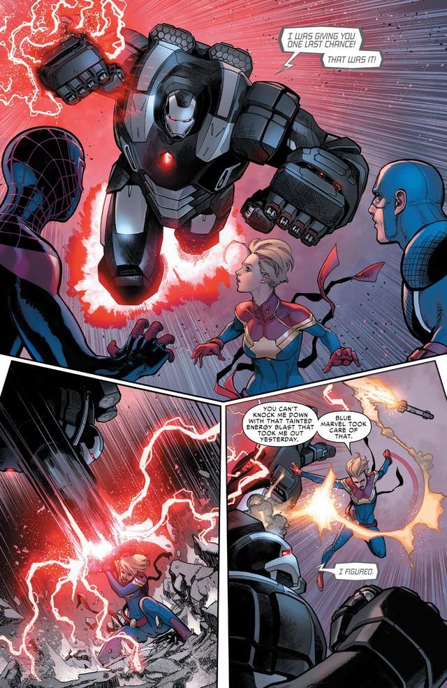 Captain Marvel, nữ siêu anh hùng có khả năng đánh bại Thanos thực sự mạnh như thế nào? (Phần 1) - Ảnh 6.