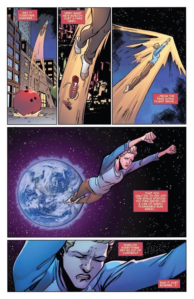 Captain Marvel, nữ siêu anh hùng có khả năng đánh bại Thanos thực sự mạnh như thế nào? (Phần 1) - Ảnh 8.