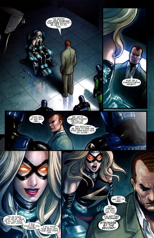 Captain Marvel, nữ siêu anh hùng có khả năng đánh bại Thanos thực sự mạnh như thế nào? (Phần 1) - Ảnh 9.