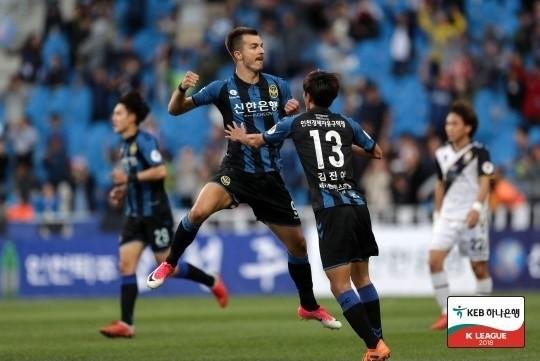 Incheon United đón niềm vui lớn nhưng Công Phượng khó nở nụ cười viên mãn - Ảnh 1.