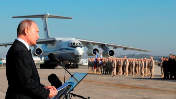 Gửi 50 máy bay cho Tổng thống Assad, ông Putin đã đảo ngược cuộc chiến Syria như thế nào? - Ảnh 2.