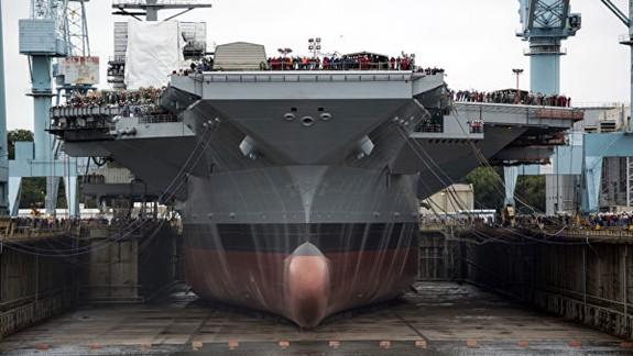 """""""Ngày tàn"""" của các hạm đội tàu sân bay Mỹ đang đến gần? - Ảnh 1."""