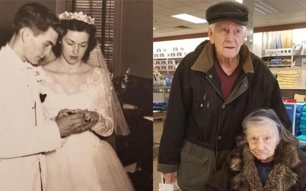 Cụ ông 84 tuổi cầu hôn lại vợ sau 63 năm chung sống - Ảnh 2.