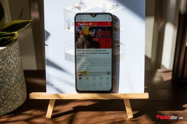 Đánh giá Samsung Galaxy M20: Smartphone có pin xài lâu sạc nhanh ấn tượng nhất! - Ảnh 4.