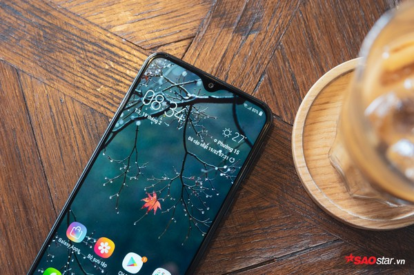 Đánh giá Samsung Galaxy M20: Smartphone có pin xài lâu sạc nhanh ấn tượng nhất! - Ảnh 5.