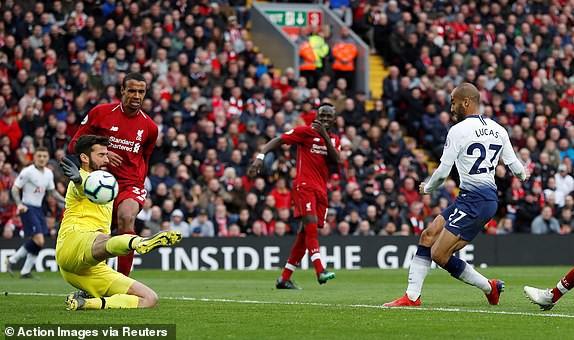 Thành Manchester chia 2 nửa vui buồn vì... đại chiến Liverpool 2-1 Tottenham - Ảnh 2.