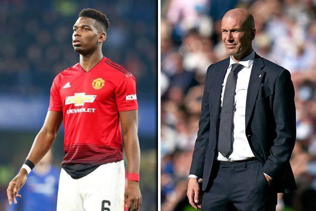 Xiêu lòng trước Zidane, Pogba sắp rời bỏ Man United lần thứ hai? - Ảnh 2.