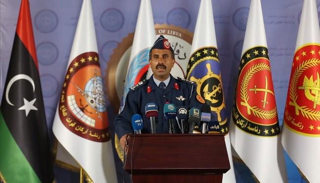 Chiến sự Libya đảo chiều nhanh chóng - Đầu não nhiều đơn vị GNA bị đánh tan hoang, tình hình nguy ngập - Ảnh 12.