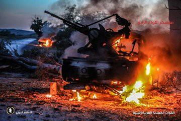 Chiến sự Libya đảo chiều nhanh chóng - Đầu não nhiều đơn vị GNA bị đánh tan hoang, tình hình nguy ngập - Ảnh 7.