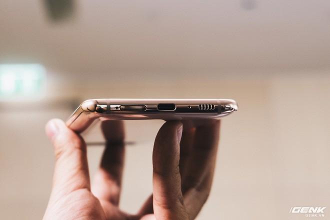 Đây là Samsung Galaxy A80: Camera nhào lộn vừa thò thụt vừa xoay lật, màn hình New Infinity không tai thỏ, camera 48MP - Ảnh 11.